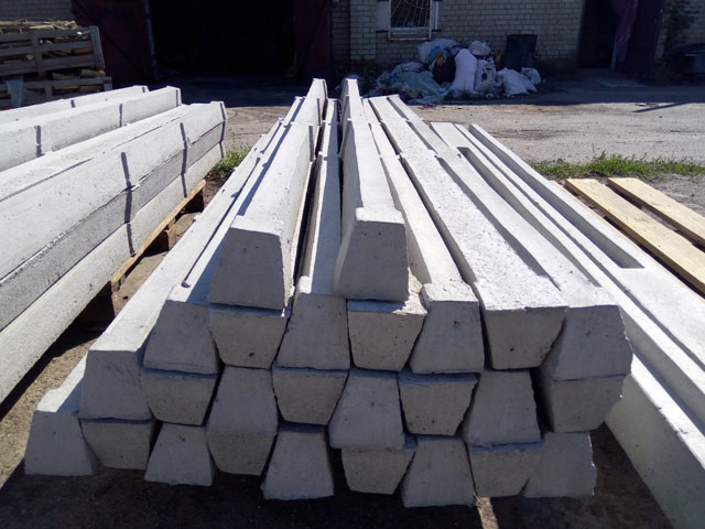 Столбики для забора из бетона купить в бресте бетон дом